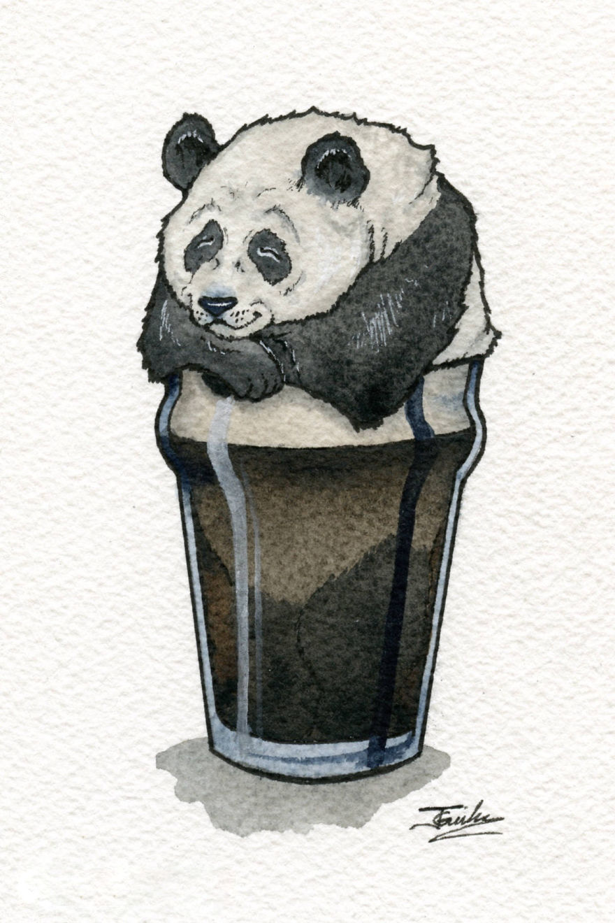 Pacified Panda Pacific Porter