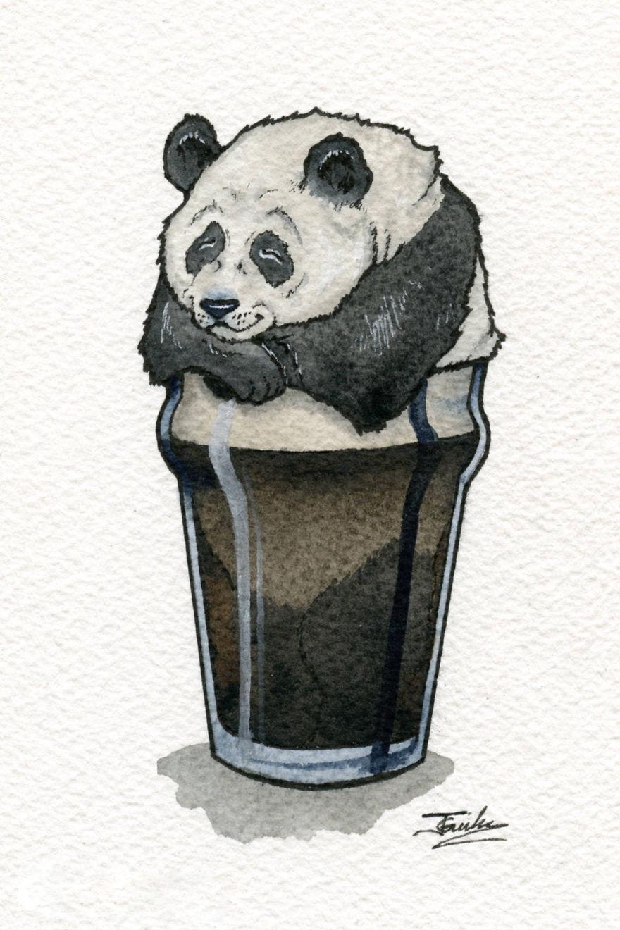 Pacified Panda Pacific Porter