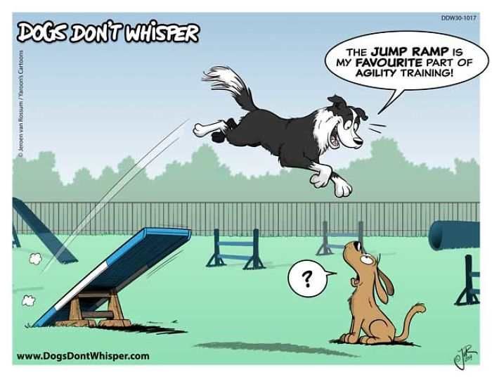 10 Cartoons About Dogs And Their View On Life