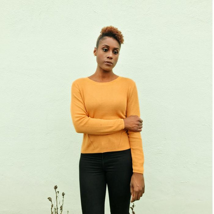 Issa Rae - First Black Woman To Create And Star In A Premium Cable Series