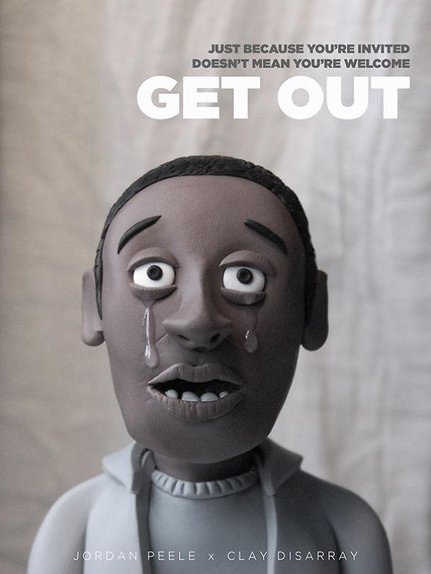 Get Out (Jordan Steel, 2017)