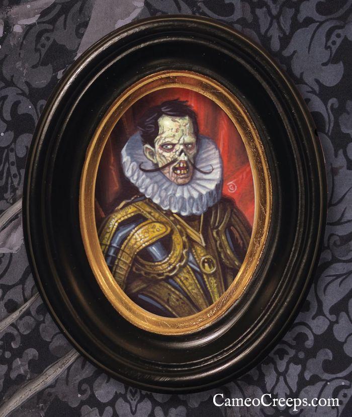 Sir Zombert Braincleaver