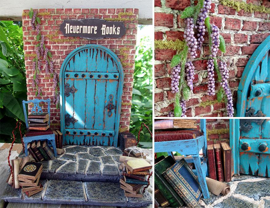 Nevermore Books (A Fantasy Themed Bookstore)