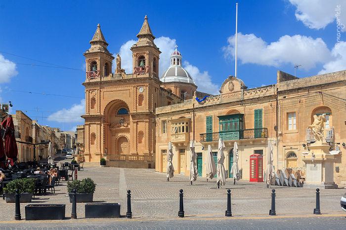 Inspiring & Colorful Village Marsaxlokk, Malta