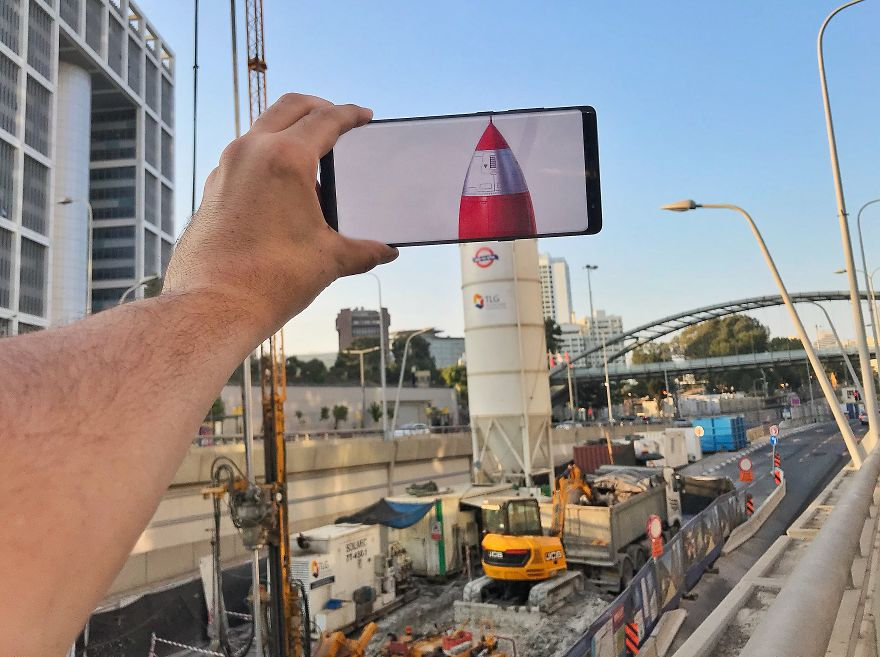 Bringing Everyday Objects To Life With My Smartphone (Part 7)
