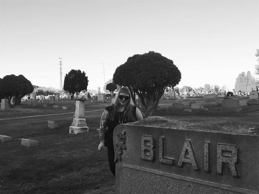 The Evans City Cemetery From Night Of The Living Dead