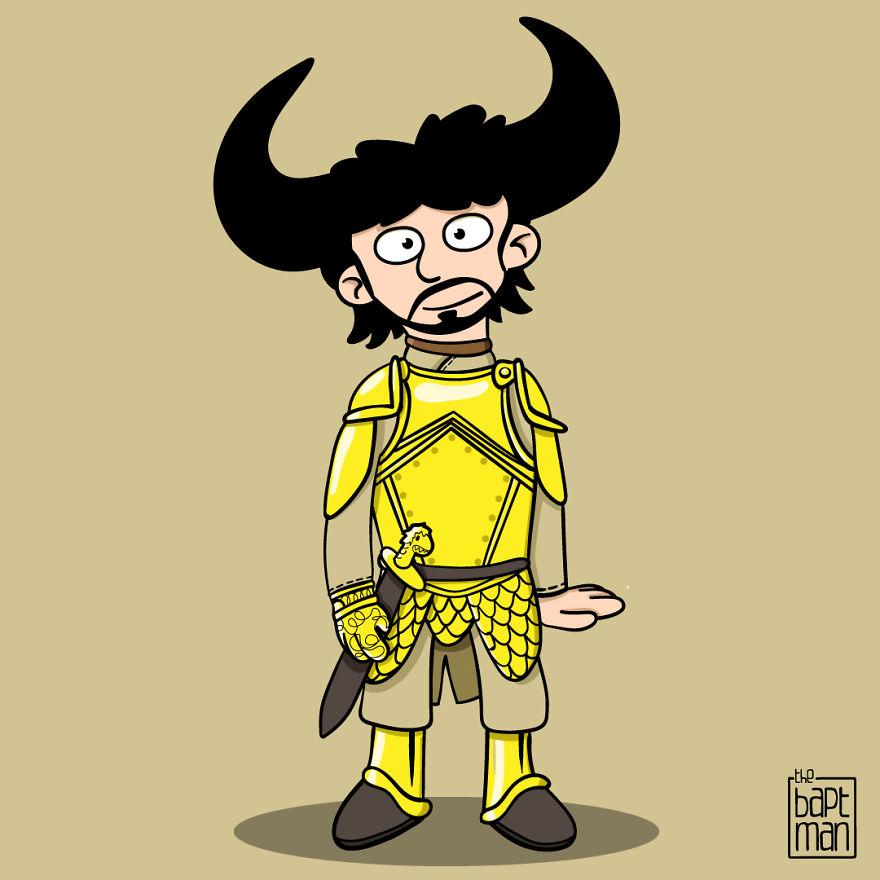 Jaimeroquai Lannister