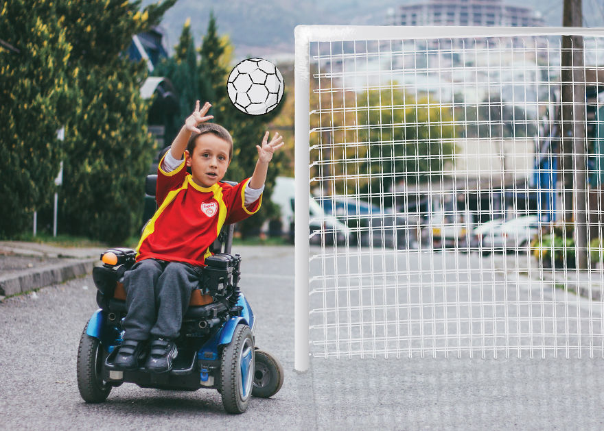 Jane Is The Only Footballer Who At The Same Time Is A Formula Driver! He Has Met Ronaldo. Jane Is Already Very Famous; Spinal Muscular Atrophy Sma