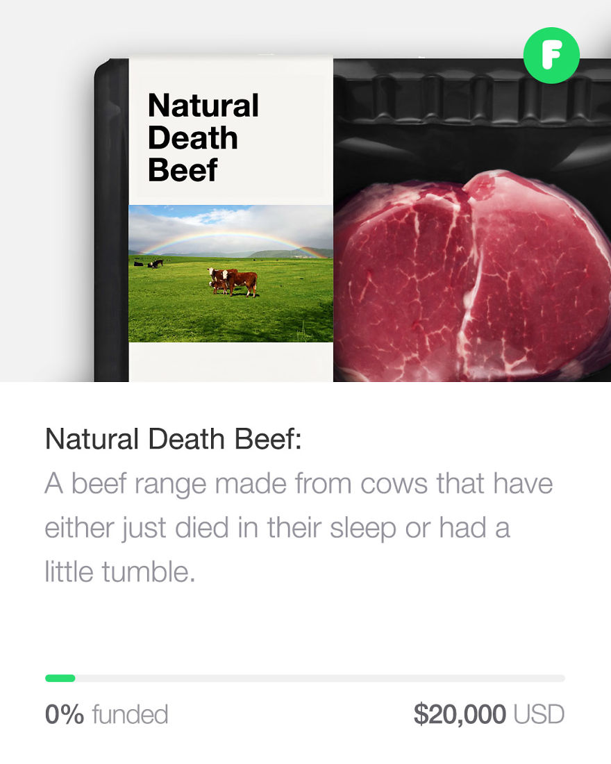 Natural Death Beef
