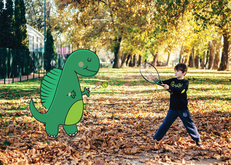 Ognen Wants To Swim And He Plays Tennis. He Has A Great Knowledge About The Dinosaurs. He Will Be A Paleontologist! Hereditary Angioedema (Hae), Down Syndrome