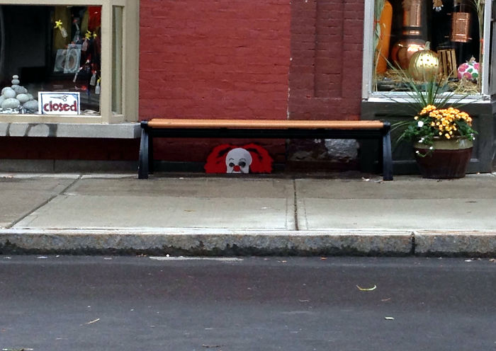 Montpelier Police Department Bust Pennywise