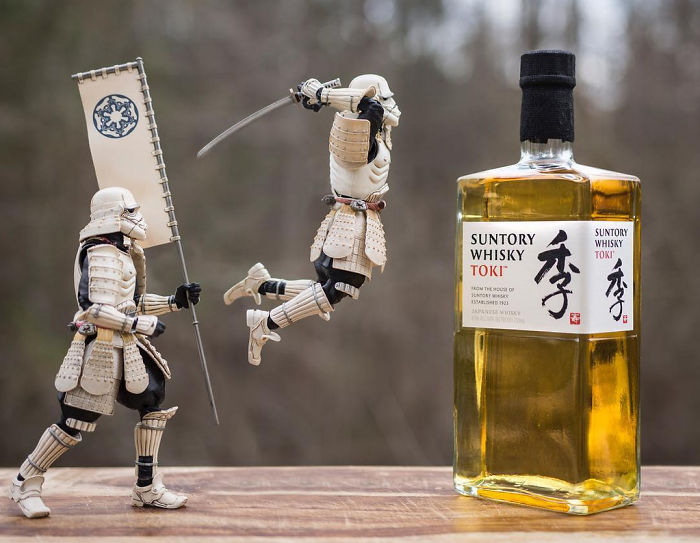 Photographer Captures Stormtroopers Posing With Top Shelf Liquor And The Results Are Awesome