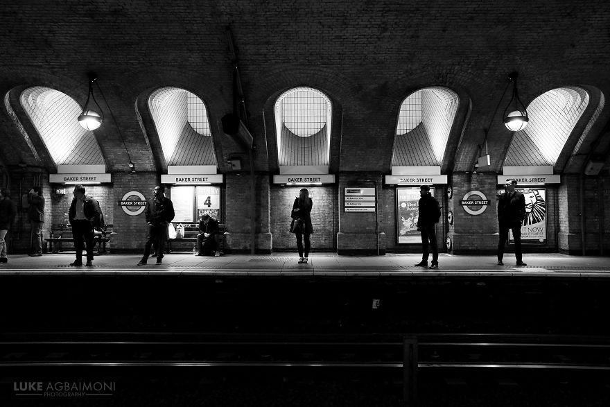 Baker Street Station - In The Spotlight