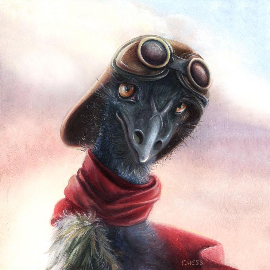 Queen Bess Emu
