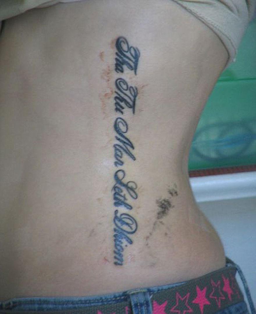 Gaelic Tattoos That Make Me Cringe