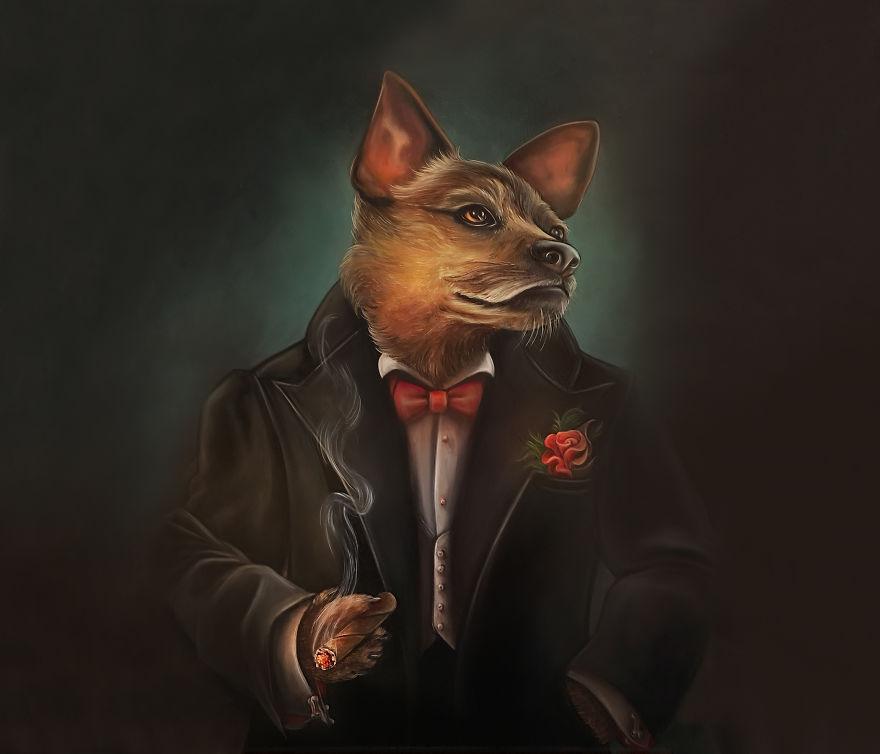Dog Sinatra