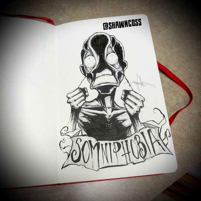 Somniphobia – The Fear Of Sleep