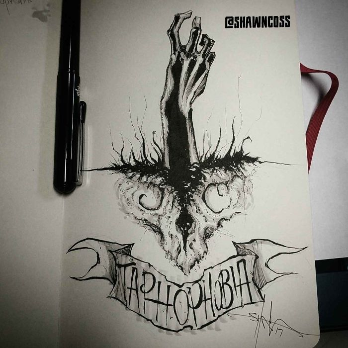 Taphophobia – The Fear Of Being Buried Alive