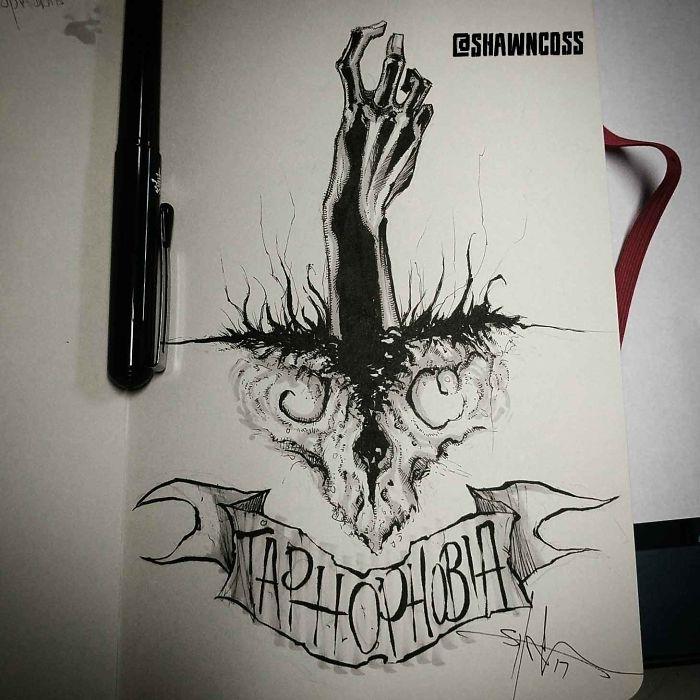 Tafofobia: miedo a ser enterrado vivo