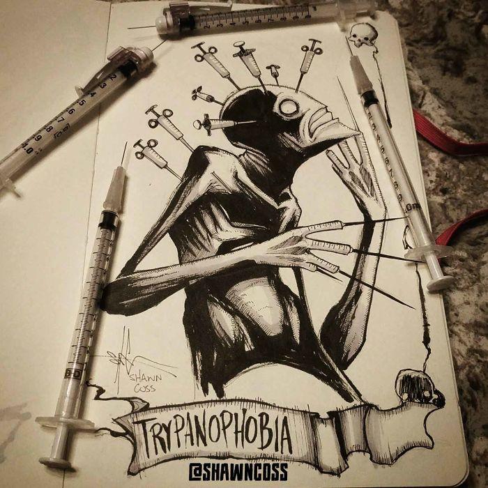Tripanofobia: miedo a las agujas y objetos que corten o pinchen