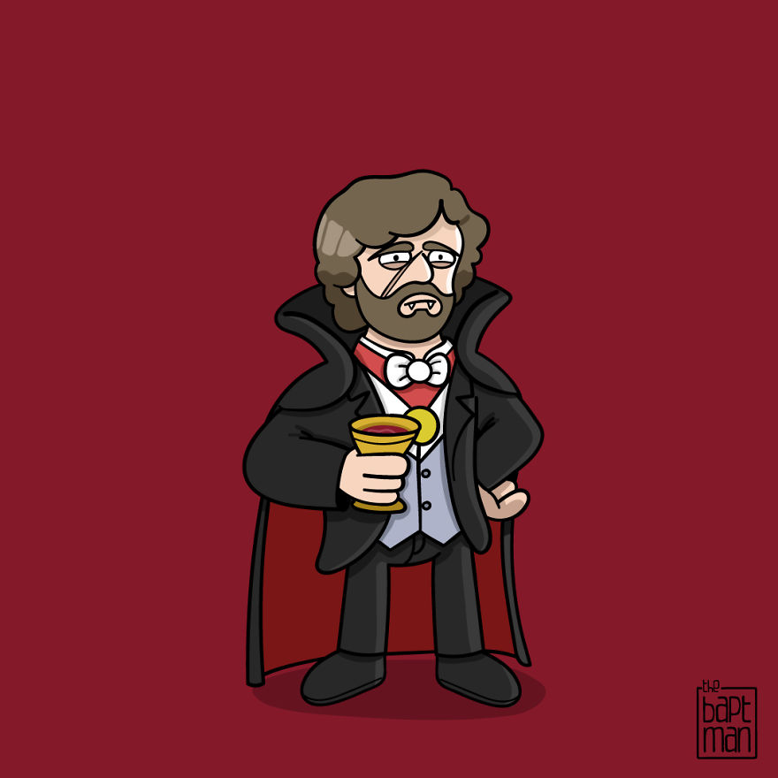 Tyrion Draculannister