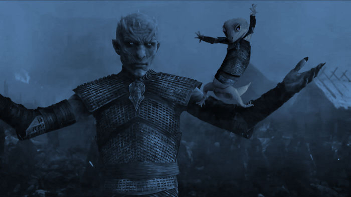 Who Controls The Night King...