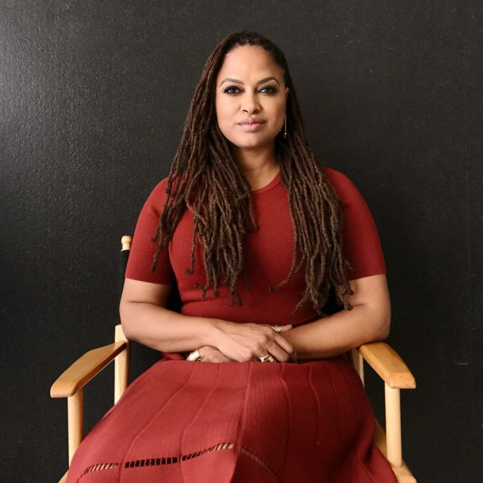 Ava Duvernay - First Black Woman To Direct A Film Nominated For A Best Picture Oscar