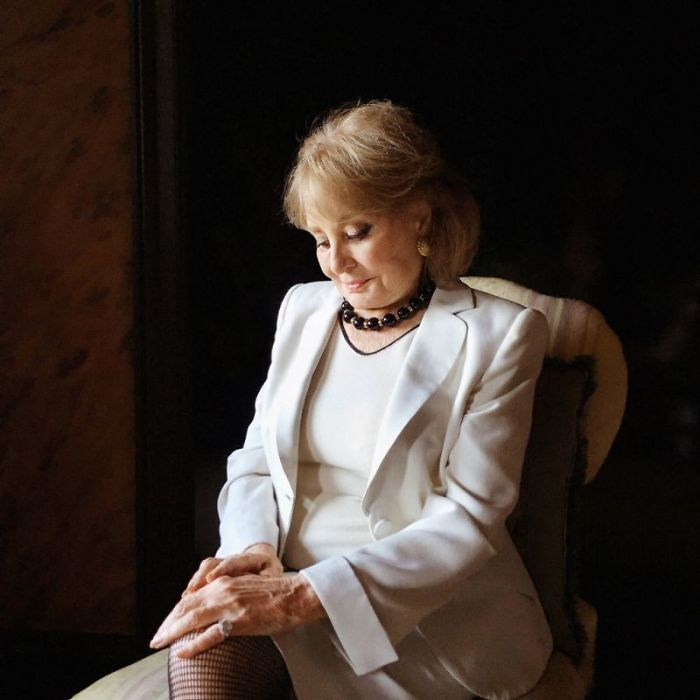 Barbara Walters - First Woman To Co-Anchor A Network Evening News Program