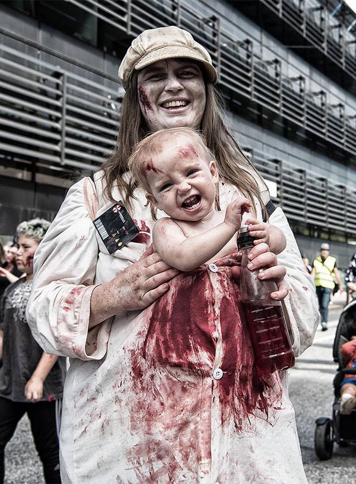 Bebé zombi