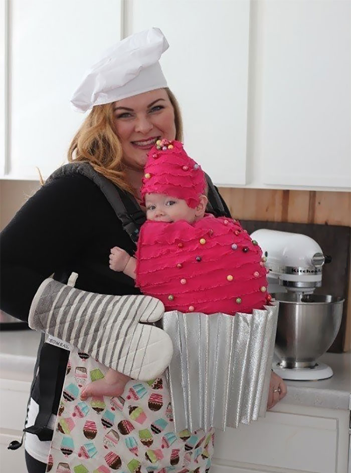The Baker And Her Cupcake