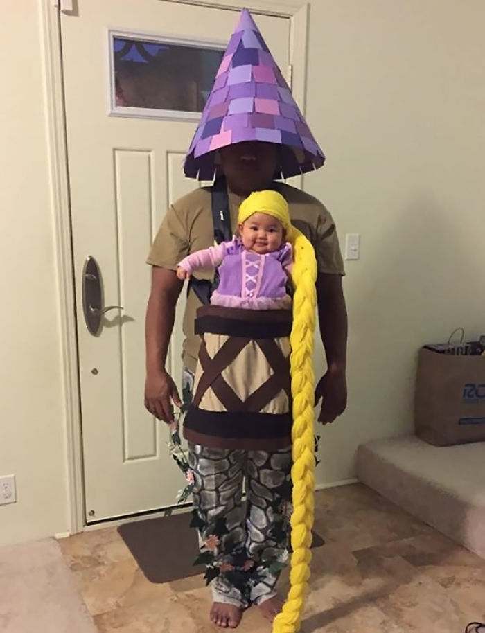 Baby Rapunzel Costume