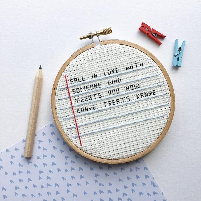 Badass Cross Stitch