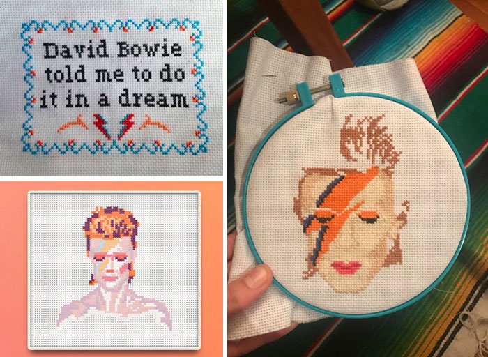 Badass Cross Stitch