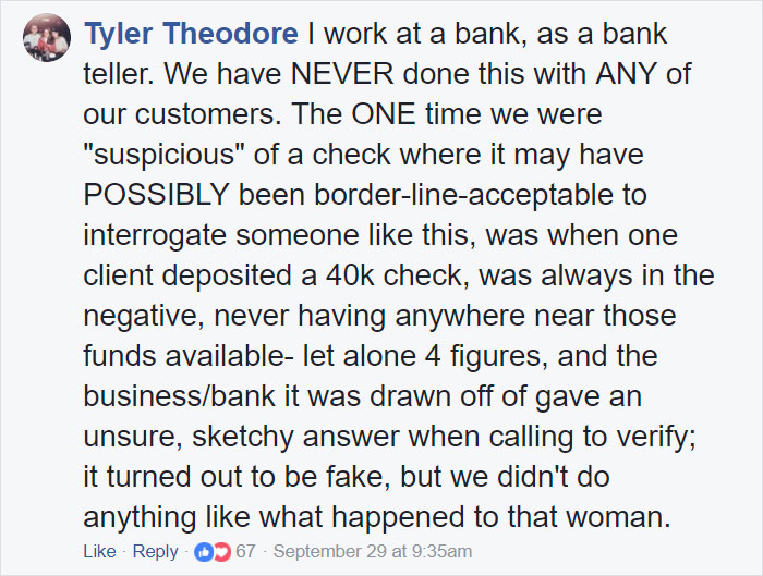 Banker Doesn't Believe This Black Woman Is An Architect, So He Refuses To Cash Out Her Paycheck