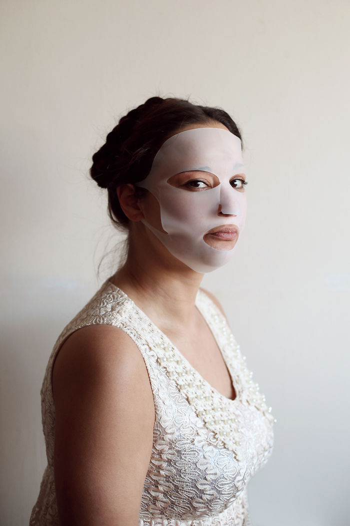 Silicone Facemask
