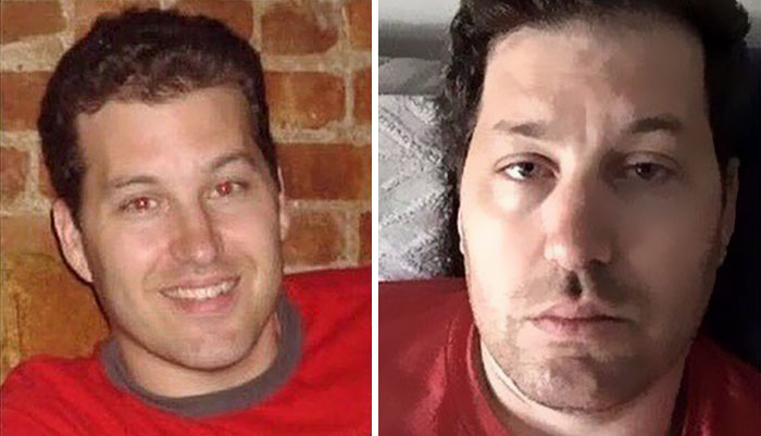 Estos padres comparten fotos suyas antes y después de tener hijos, y la diferencia es muy real