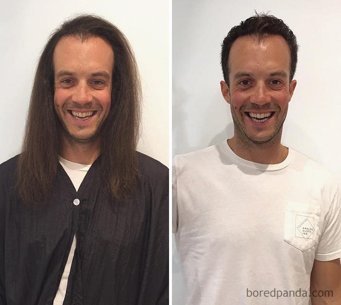 Pruebas de que un buen peluquero es como un cirujano plástic