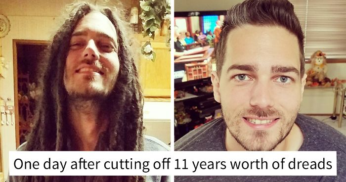134 Incredible Photos Before And After A Haircut Prove A Good Barber