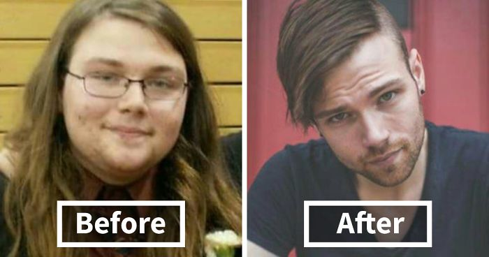 128 Amazing Before & After Pics Reveal How Weight Loss Changes Your