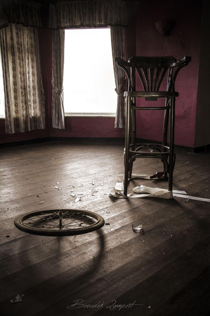 Abandoned Still Life
