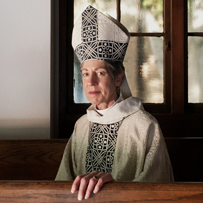 Katharine Jefferts Schori - First Woman To Be Elected Presiding Bishop Of The Episcopal Church