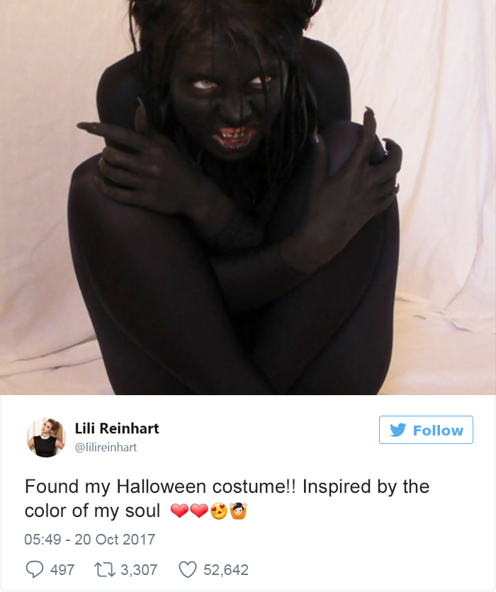black-halloween-costume-racially-insensitive-lili-reinhart-1
