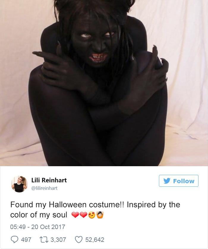 black-halloween-costume-racially-insensitive-lili-reinhart-1