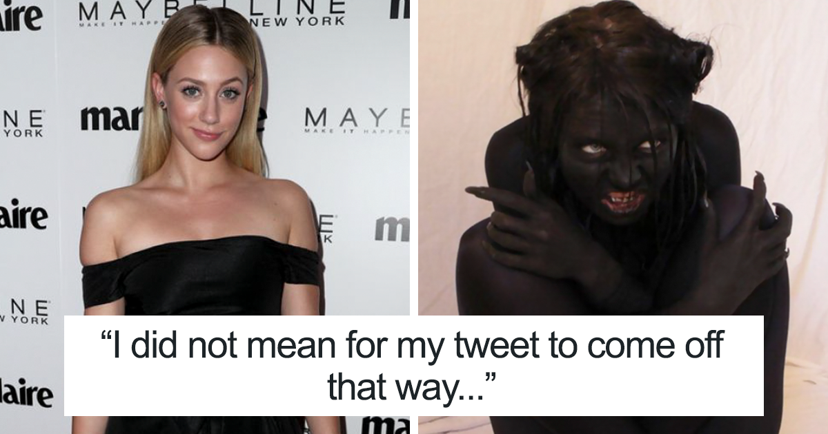 """""""Riverdale"""" Star Apologizes For 'Racist' Tweet, And Now People Are Even More Offended"""