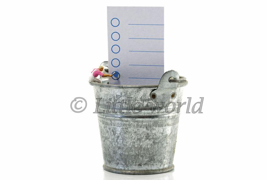 Your Bucket List
