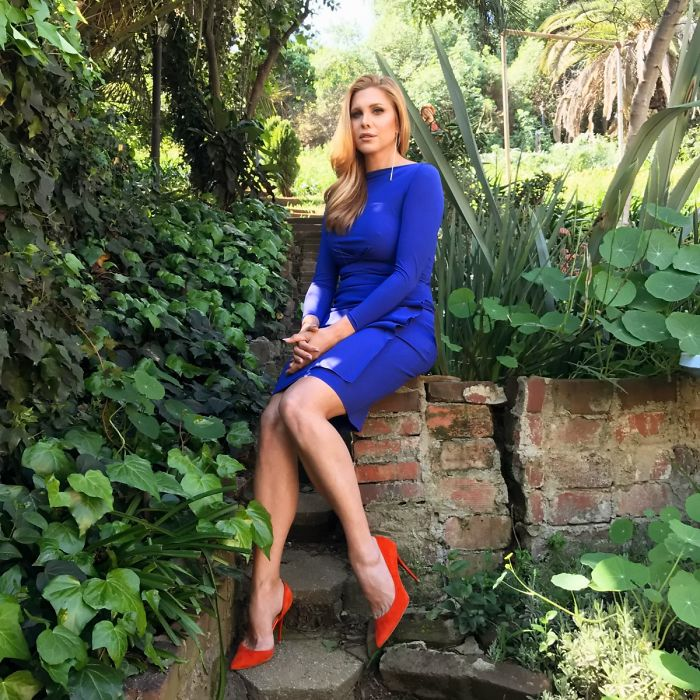 Candis Cayne - First Transgender Woman With A Major Role On Prime-Time Tv