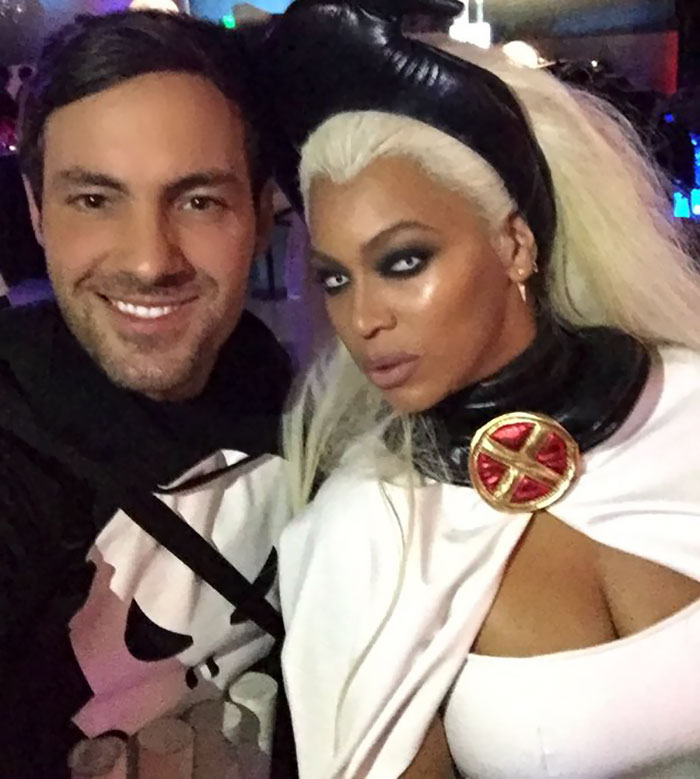 Beyonce As Storm
