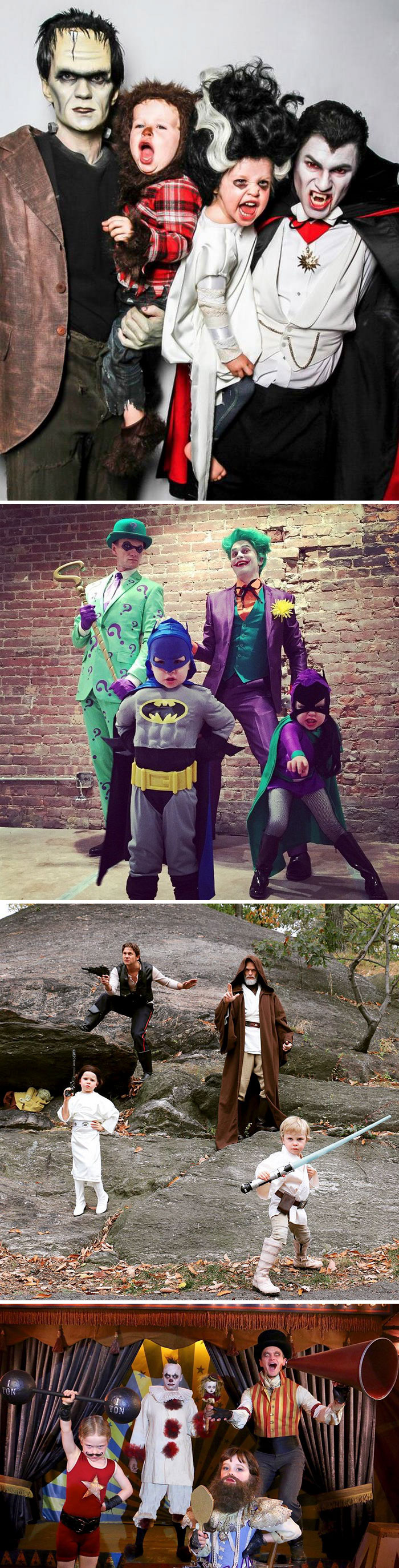 Neil Patrick Harris And His Family Win Halloween