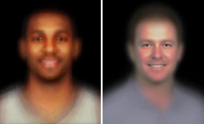 Estos son los resultados de combinar los rostros de los mejores deportistas del mundo