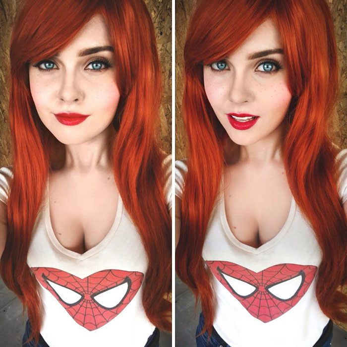 Mary Jane Watson, Spider-Man